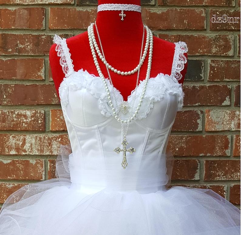 946af1775f0 White Bachelorette Party Dress Bachelorette Party Outfit