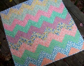Grandma 39 s ZIG ZAG Quilt Pattern Original Pattern from Quilts by Elena