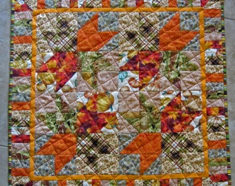 Fall Stars Quilt from Quilts by Elena