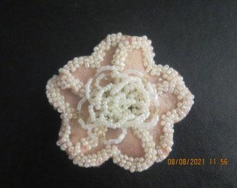 3  Vintage Floral Embellishments