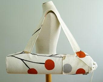 Modern yoga mat bag with pocket 69e9535915369