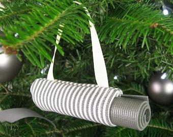 Yoga Christmas Tree Ornament. Yoga Student Gifts. Stocking Stuffer. Christmas Gift for Yogi. Wholesale Yoga Ornament. Yoga Instructor Gifts
