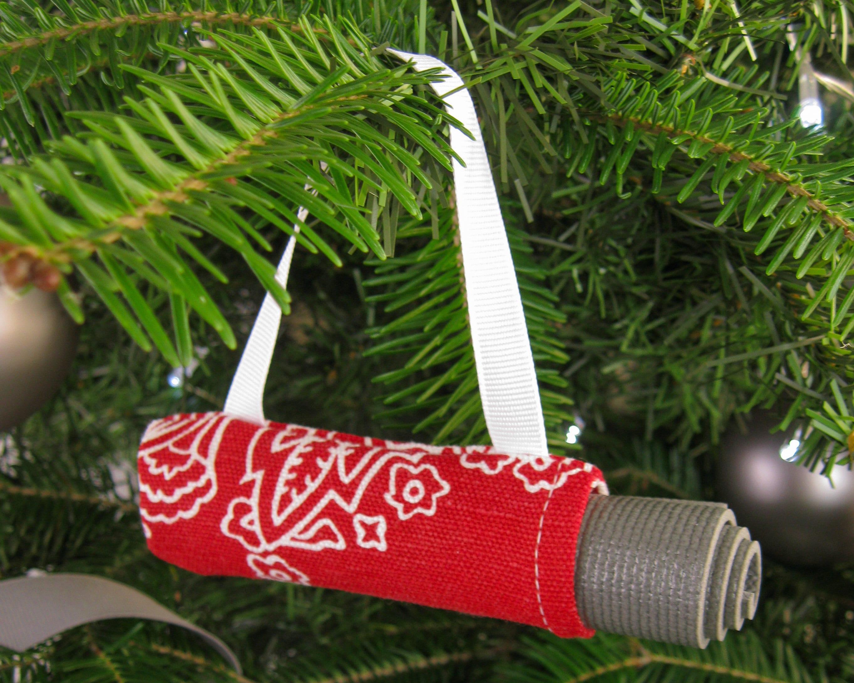 Christmas Gift for Her. Yoga Ornament Coworker Gift. Secret | Etsy