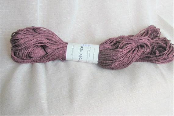 6 Skeins Of Classic Elite Provence-Red