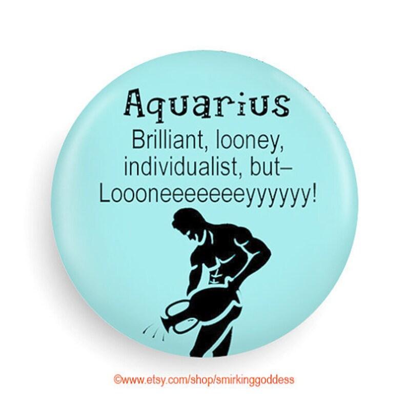 "3/"" x 2/"" Zodiac fridge magnet star signs 12 fun designs horoscopes"