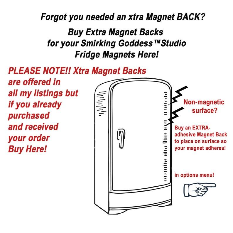 Extra Magnet Backs image 0