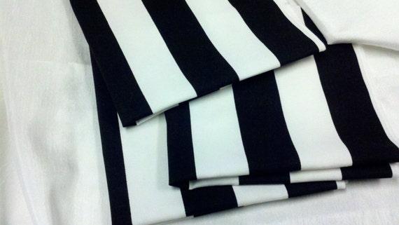 Tischläufer Schwarz Weiß schwarz weiß gestreiften tischläufer schwarz weiß gestreift | etsy