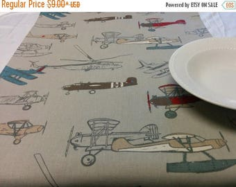 ANTIQUE PLANES CENTERPIECE -Rounds, Squares  Choose size, Vintage and Modern Airplanes, Wedding, Bridal, Home Decor, Party
