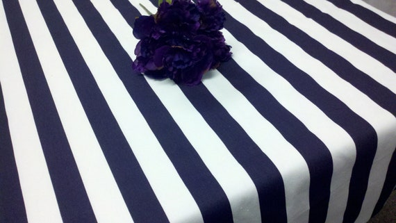 Striped Tablecloth Colors Stripe Table Cloth Round