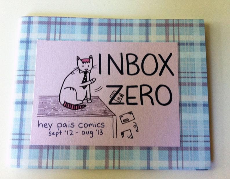 Inbox Zero  A Hey Pais Minicomic September 2013 image 0