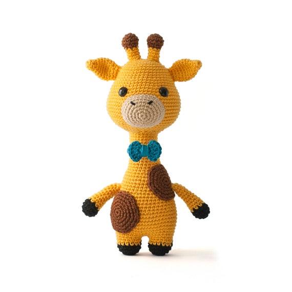Amigurumi Giraffe häkeln - kostenlose & einfache Anleitung in 2020 ... | 570x570