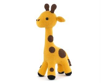 Cute Giraffe Crochet Amigurumi pattern PDF