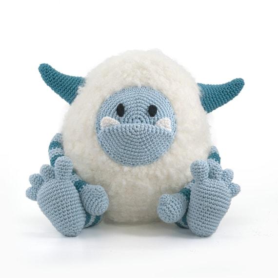 Disney Pixar: Monsters, Inc. Boo Amigurumi - $ 614.00 en Mercado Libre | 570x570
