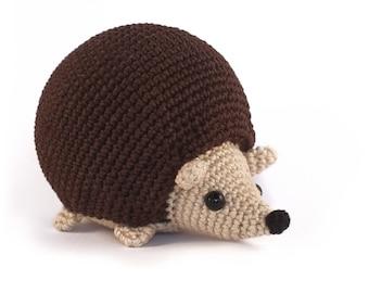 Amigurumi Pattern Hedgehog Crochet PDF tutorial