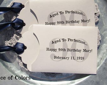 90th Party Favors