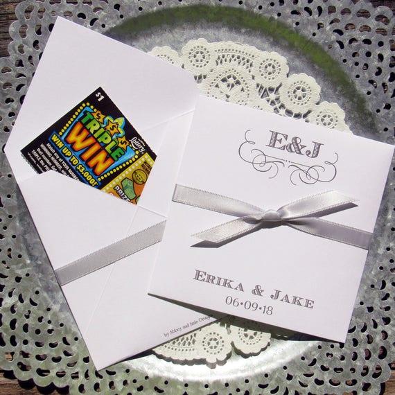 Monogrammed Wedding Favors Rehearsal Dinner Favors Engagement
