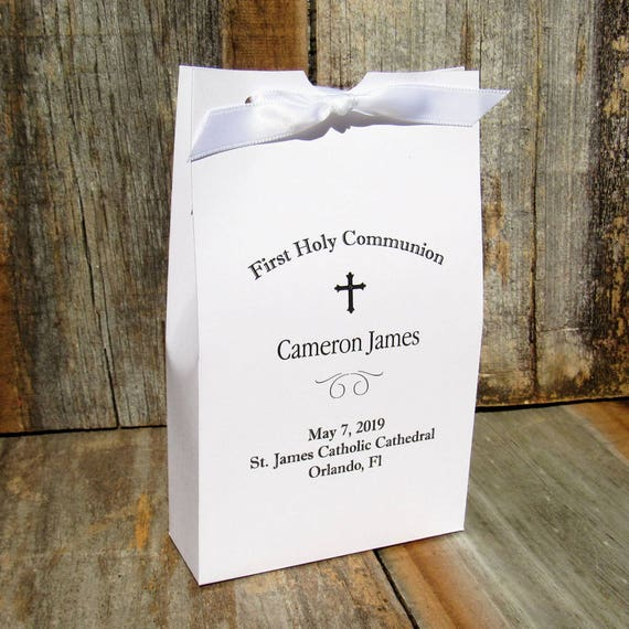 Holy First Communion Party Bags