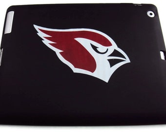 Silicone Ipad 2, 3 or 4 Protective Cover, Protective Case, Cardinal Print