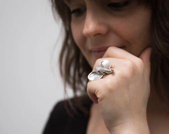 Elephant Jewelry - Statement Ring - Good Luck - Animal Ring - Animal Jewelry - Elephant Ring - Carved Elephant - Lucky Elephant - Boho Ring
