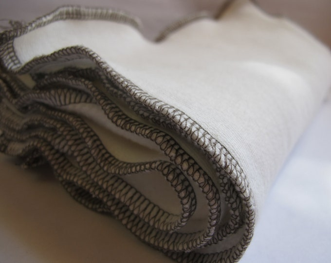 Featured listing image: Organic Cotton Fleece Cleaning Wipes READY TO SHIP!