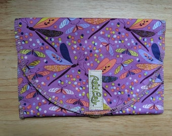 SANDWICH BAG. eco friendly lunch, reusable snack bag