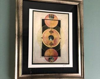 Heaven and Earth Giclee Fine Art Print:  Balance #2