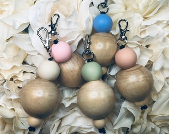 Belly Beads | Lactation | L&D Nurse | Newborn Baby | Badge Buddy | Breastfeeding | Badge Reel Beads | Labor and Delivery Nurse | Midwife