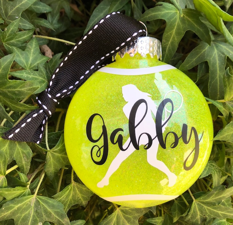 Free shipping Dated & personalized shatterproof tennis ball image 0