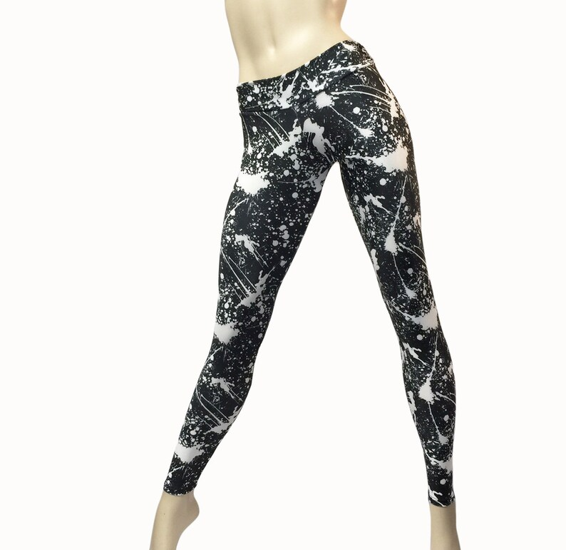 411d030dc3 Yoga Pants Workout Clothes Hot Yoga Fitness Low Rise   Etsy