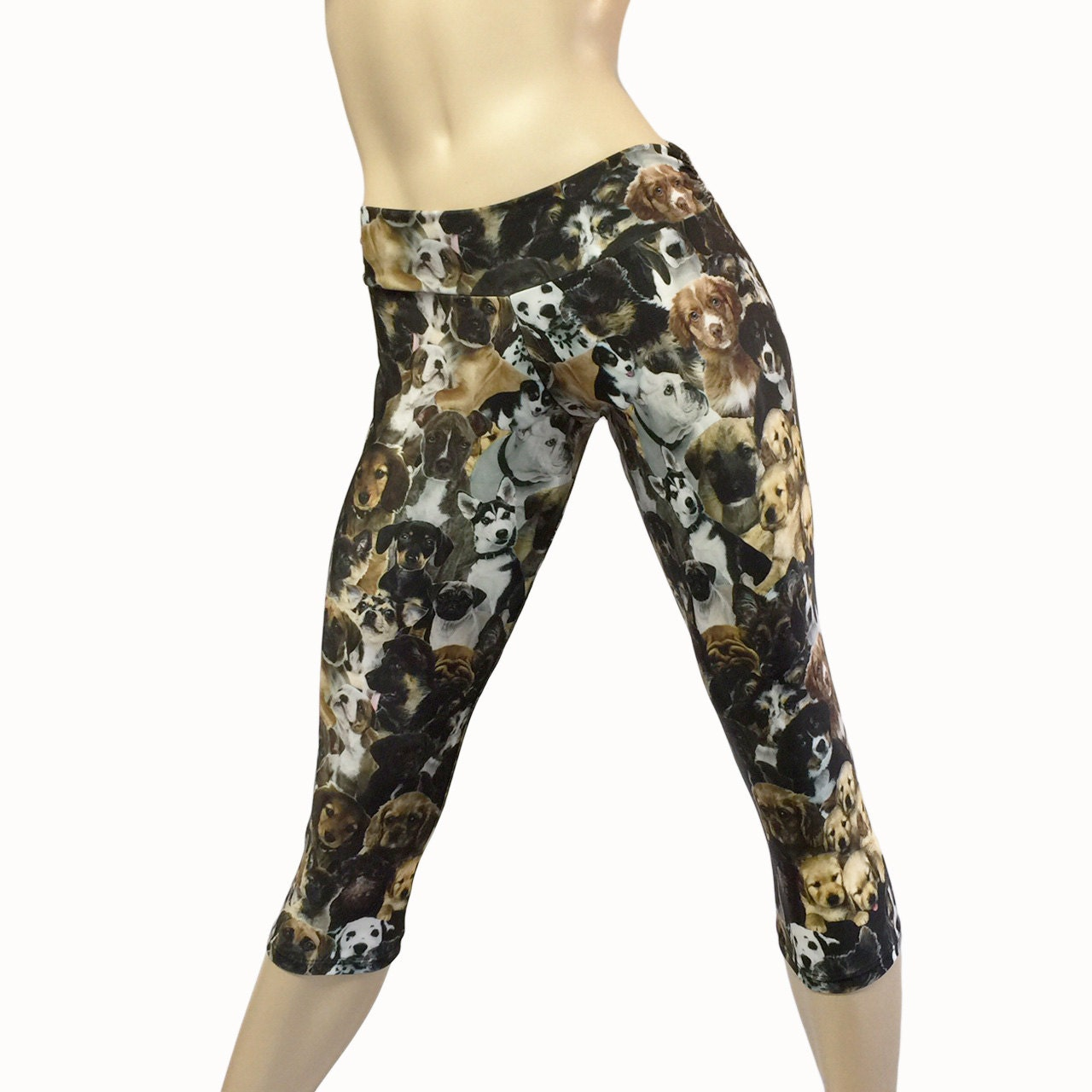 Yoga Pants Workout Clothes Hot Yoga Fitness Puppy