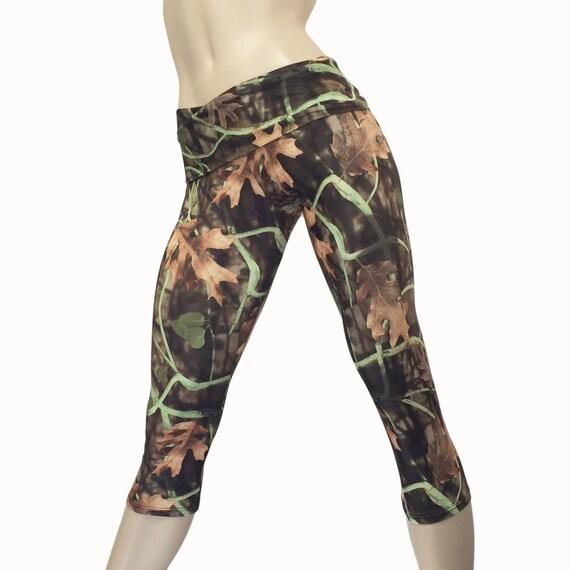 793a254dfa6986 Camo Pants Workout Clothes Hot Yoga Fitness Camo | Etsy