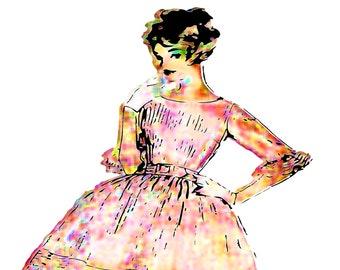 Fashion Print: Fashion Plate.1
