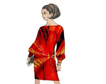 Fashion Print: Fashion Plate.19