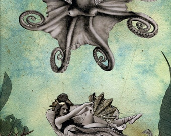 Octopus Float