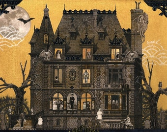 Moribund Manor - Haunted House