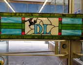 Custom Stained Glass- J Wilford Neville-balance listing