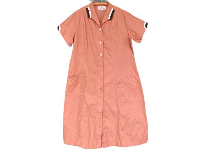 Vintage Waitress Uniform Size 44