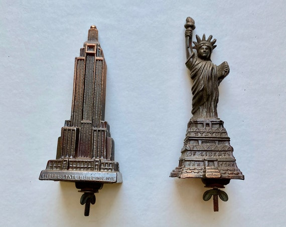 NYC Empire State Building & Statue of Liberty Finials Sold Separately