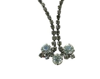 Vintage Rhinstone Necklace