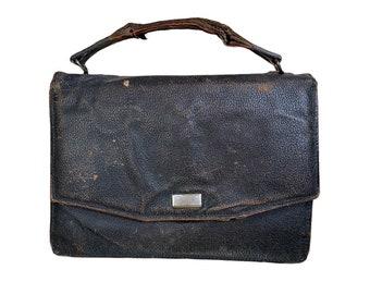 Victorian Leather Handbag