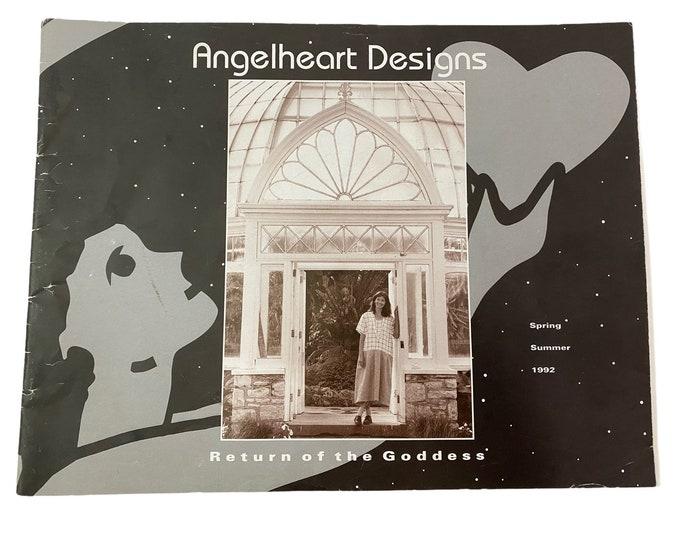 Angelheart Designs by Jeanne Engelhart Spring Summer 1992 Catalog