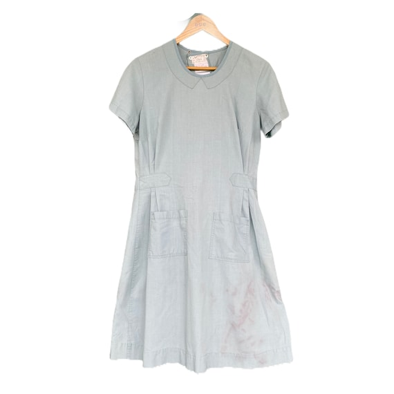Vintage Health Care Dress with Great Details