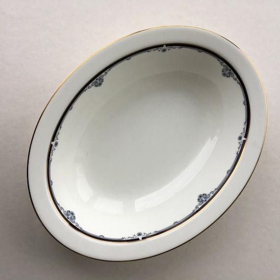 Royal Doulton Princeton Fine Bone China Oval Serving Bowl