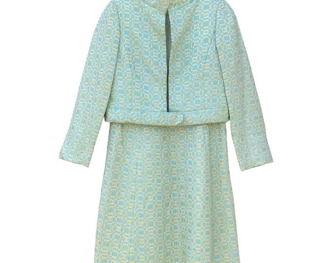 Oscar de la Renta for Jane Derby Jacket and Dress
