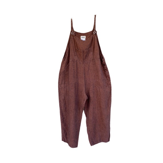 FLAX Transitional 2005 Overalls -2G/2X- Brindle Linen