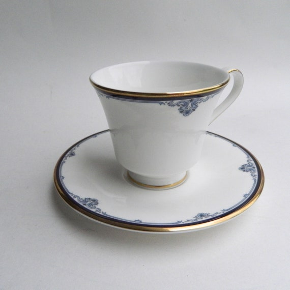 Royal Doulton Princeton Fine Bone China Cups & Saucers