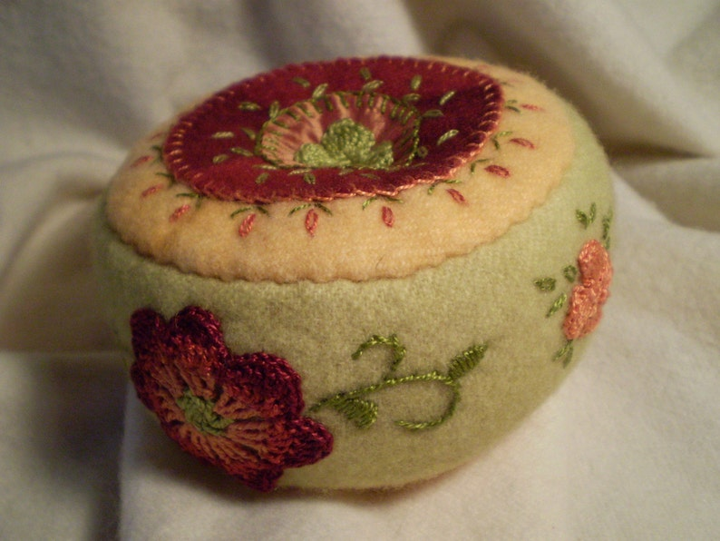 Ombre Flower Pincushion image 0