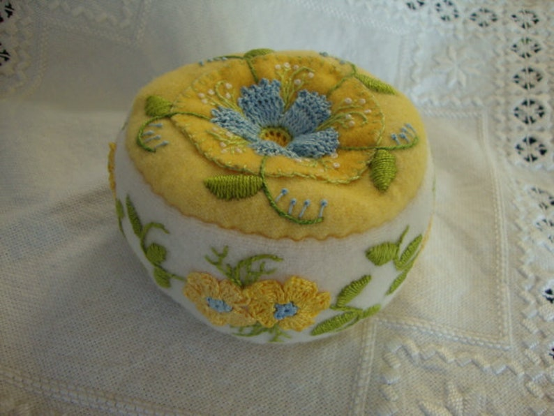 Pincushion in Spring Colors 2 image 0