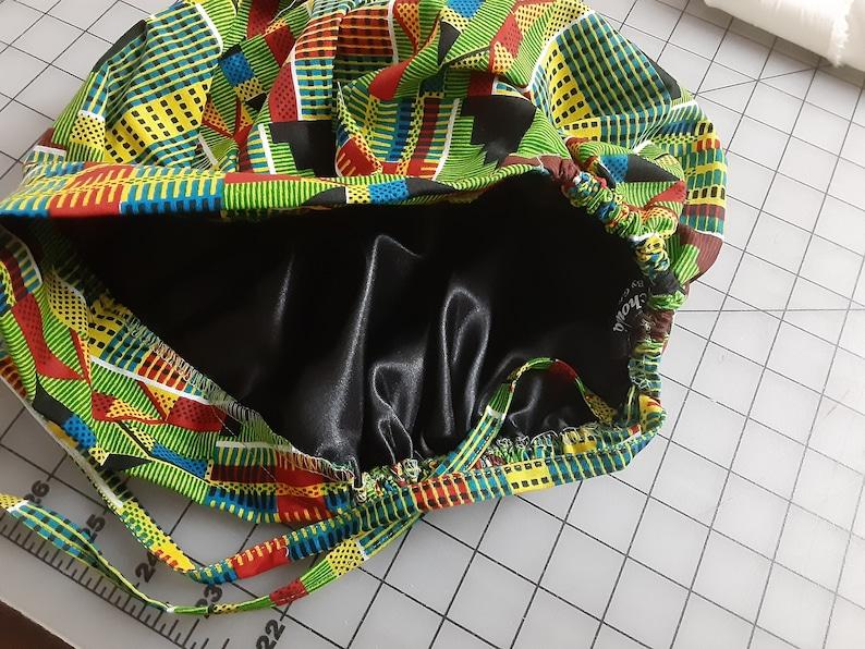 Nurses Scrub Caps for Women  African Print Nurses hat