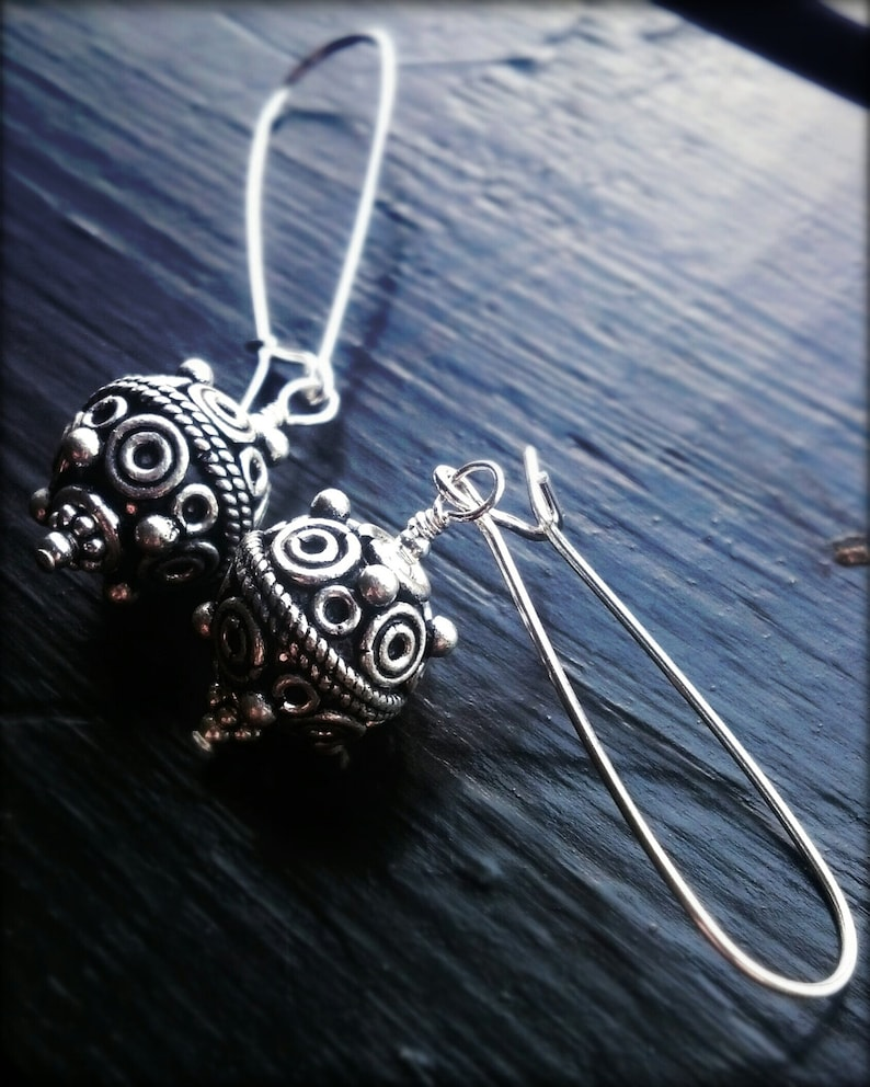 Bali  Bali Sterling Silver Sterling Plated Silver filled image 0